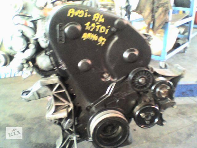 бу Б/у двигатель для универсала Audi B 4 в Чорткове