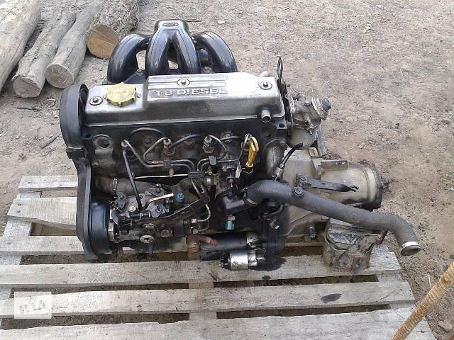 купить бу Б/у двигатель для универсала Ford Escort Ескорт в Ровно