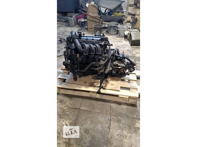 продам Б/у двигатель для универсала Ford Fusion бу в Хмельницком