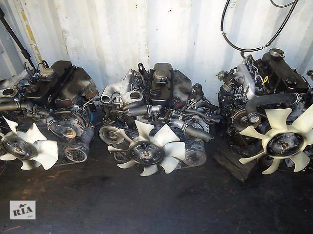 бу Б/у двигатель для универсала Mitsubishi Pajero 1998 в Киеве