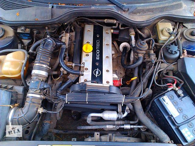 Б/у двигун Opel Omega b 2.0 бензин 16V- объявление о продаже  в Турийске