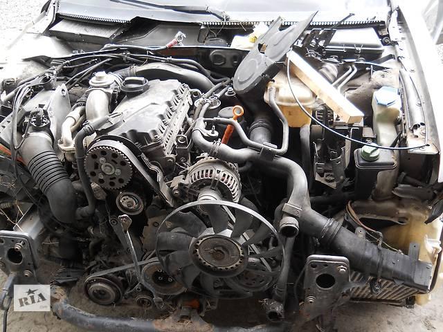 бу Б/у двигатель для универсала Volkswagen Passat B5. Мотор AVF 1.9 TDI, 96кВт, 130 л.с. 2002г. в Луцке