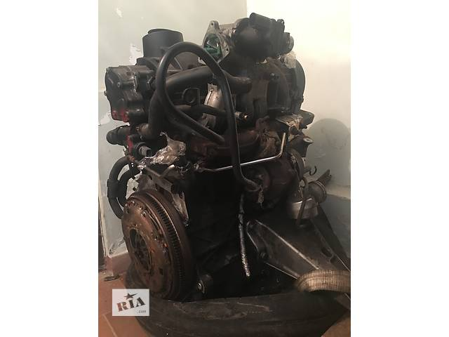 бу Двигун мотор для Volkswagen T5 (Transporter) 1.9 фольксваген транспортер в Черкасах