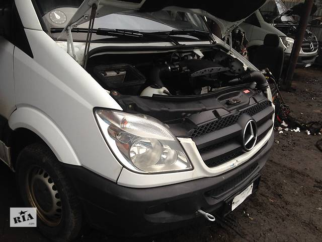 бу Б/у Двигатель Двигатель Мотор 2,2 CDI Mercedes Sprinter W906 Мерседес Спринтер Спрінтер315 Bi-Turbo в Луцке