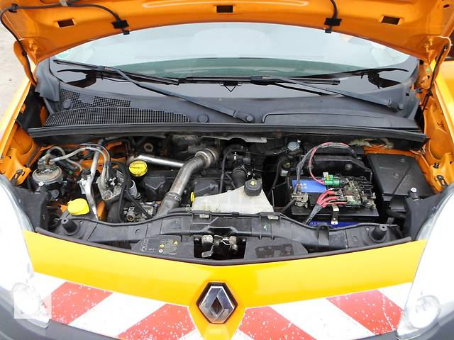 продам Б/у Двигатель (двигун) 1,5 DCI 50кВт, 63кВт, 78кВт Легковой Renault Kangoo 1.5 dci 2011 бу в Луцке