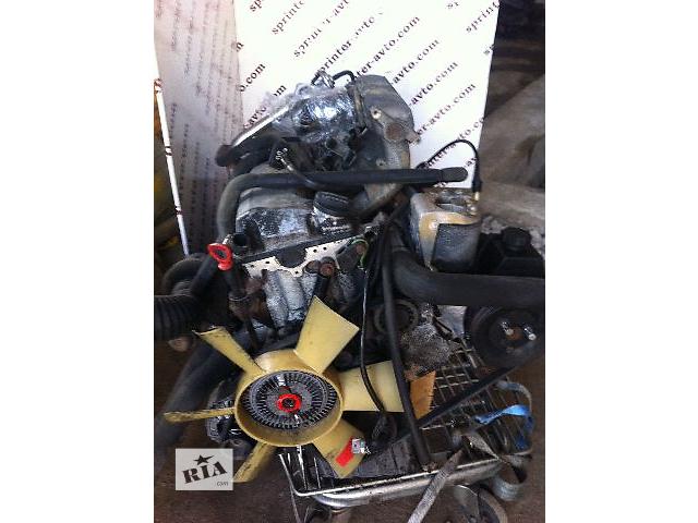 продам Б/у двигатель,двигун,мотор 2,9TDI. для грузовика Mercedes Sprinter 312 1999 бу в Ровно