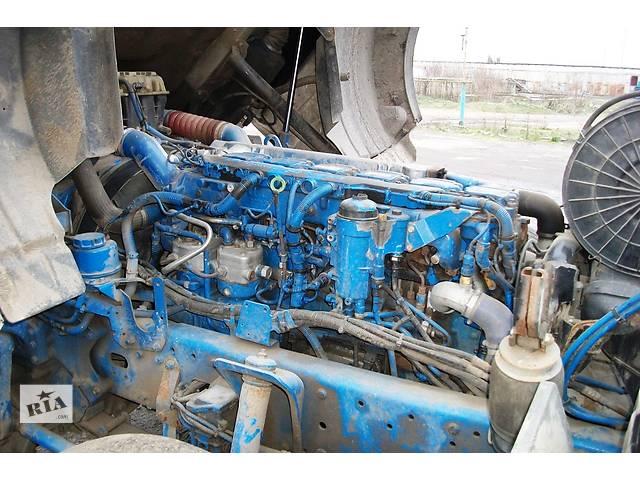 купить бу Б/у Двигатель Двигун Мотор Ман Man TGA 18.480 FLLS Evro3 2003 в Рожище