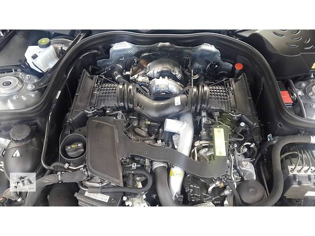 бу Б/у Двигатель двигун мотор OM642 350 BLUETEC Gl166 ML166 E212 в Львове