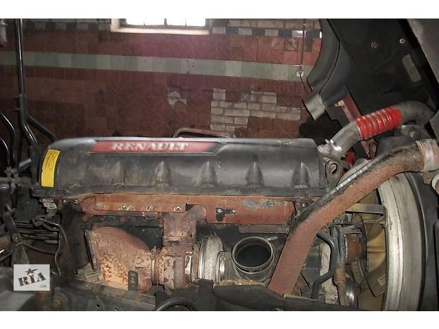 бу Б/у Двигатель Двигун Мотор Renault Premium Премиум 440 DXi-11 Euro3 в Рожище