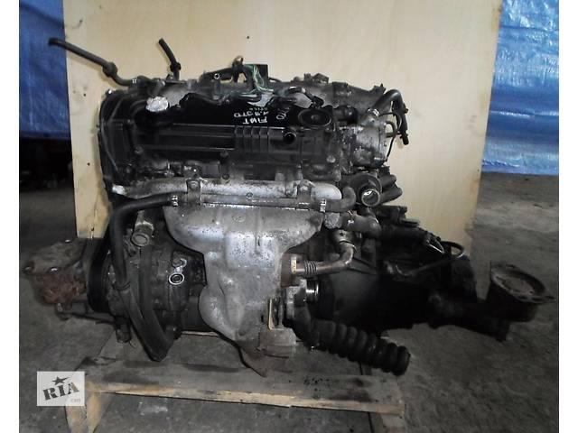 бу Б/у Двигатель Двигун всборе Фиат 1.9 Fiat 1.9JTD 2003г. в Рожище