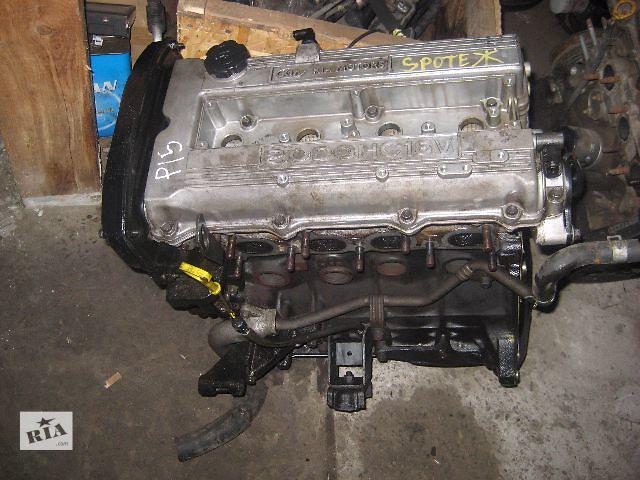 бу Б/у Двигатель *FE* KIA Sportage, Sportage Grand 2.0i DOHC 16-клап 1994~2003 Гарантия Установка Доставка  в Киеве