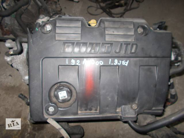 Б/у Двигатель Fiat Bravo 1,9jtd № 192A1000- объявление о продаже  в Стрые