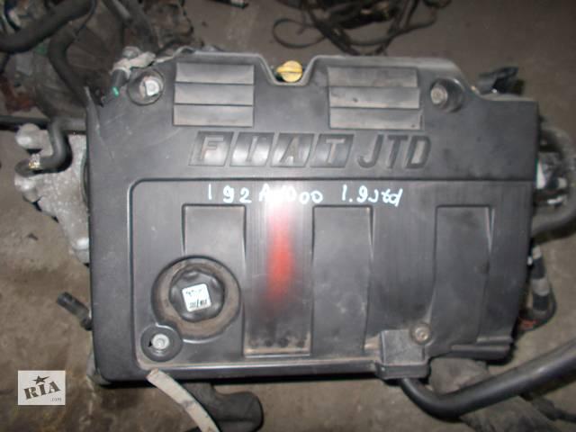 Б/у Двигатель Fiat Doblo 1.9 jtd № 192A1000- объявление о продаже  в Стрые