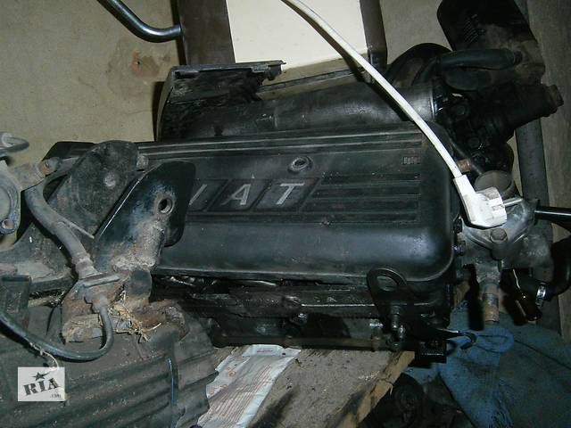 купить бу Б/у двигатель Fiat Ducato 2.5d в Виннице