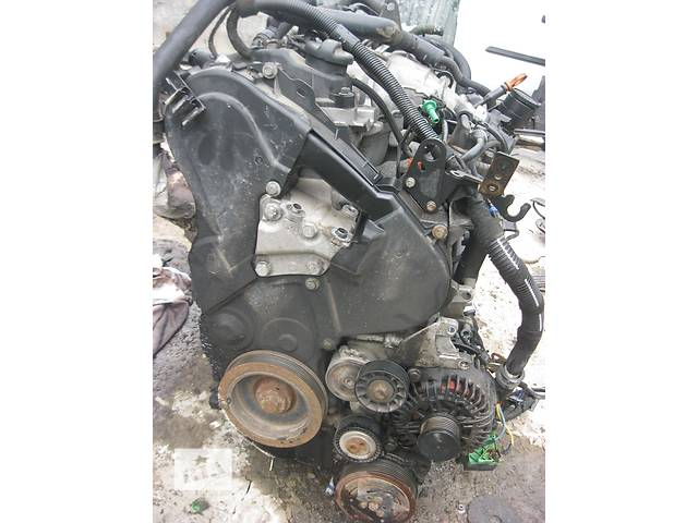 продам Б/у двигатель Fiat Scudo 2.0 16v бу в Ровно