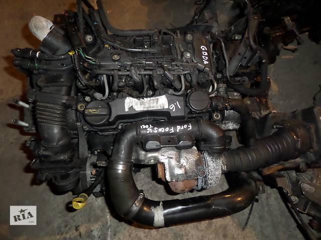 Б/у Двигатель Ford C-Max 1.6 tdci № G8DA 10JB20- объявление о продаже  в Стрые