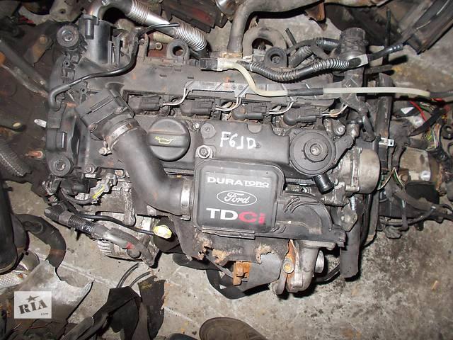 бу Б/у Двигатель Ford Fiesta 1.4 tdci № F6JD в Стрые
