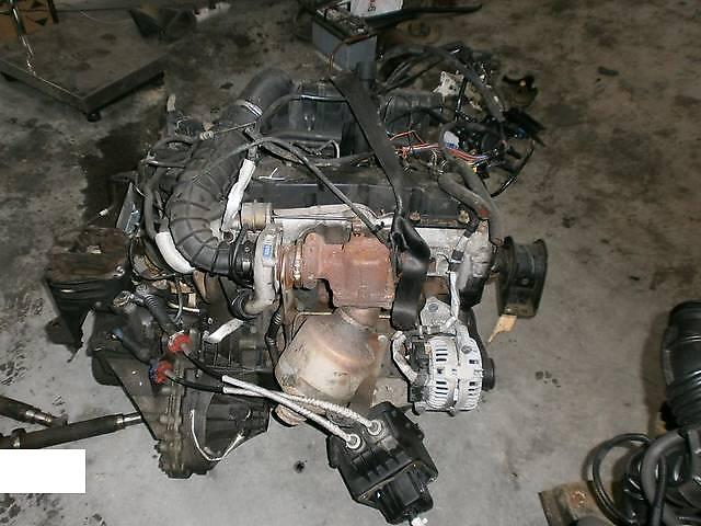 Б/у двигатель Ford Transit 2.0 tdci 2000-2006- объявление о продаже  в Ровно