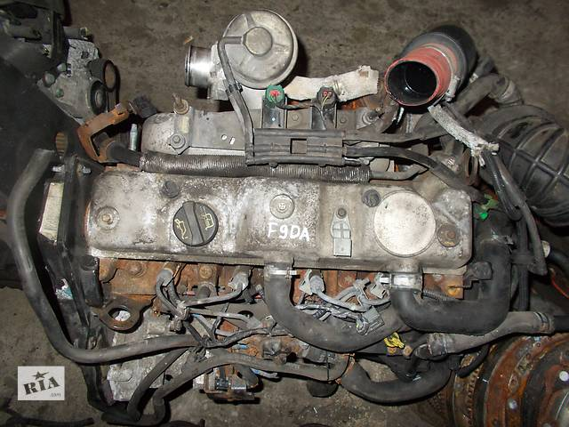 купить бу Б/у Двигатель Ford Transit Connect 1,8tdci № F9DA в Стрые