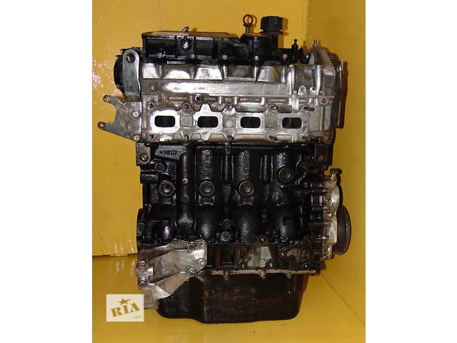 бу Б/у Двигатель 2,3л 120л.с. Фиат Дукато Fiat Ducato 2,3jtd F1AE0481D c 2006г. в Ровно