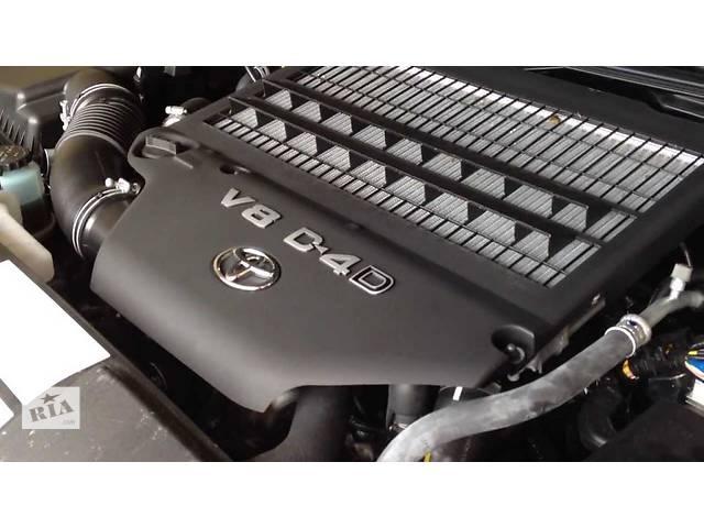 купить бу Б/у двигатель голый на Toyota Land Cruiser 200 4,5D в Ровно