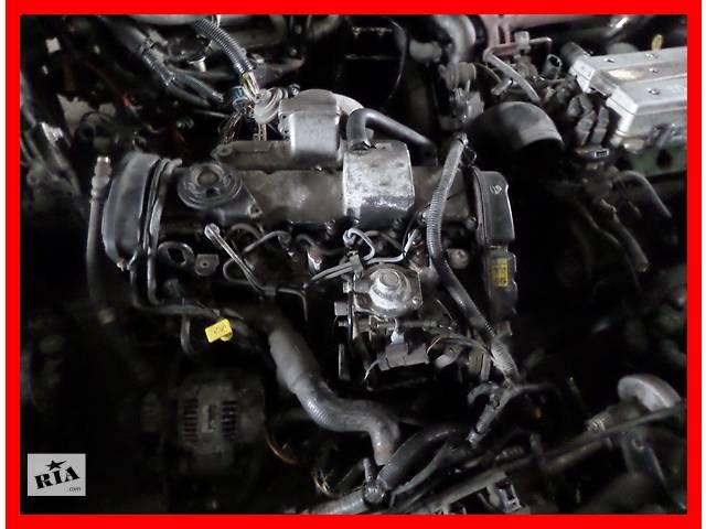 купить бу Б/у Двигатель Honda Civic 2,0TD № 20T2R в Стрые