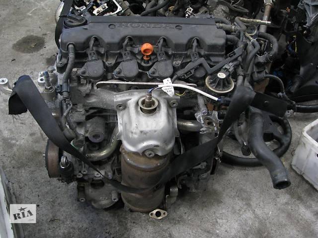 купить бу Б/у двигатель Honda Civic в Киеве