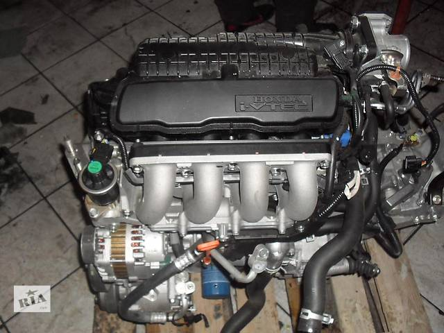 Б/у двигатель Honda Jazz- объявление о продаже  в Киеве