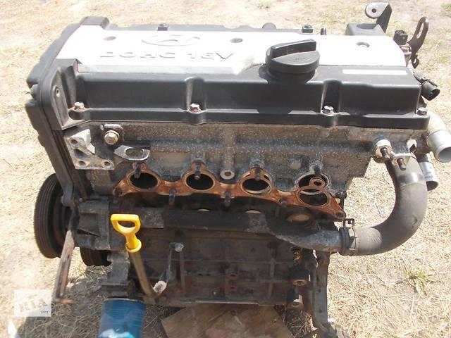купить бу Б/у двигатель Hyundai Getz в Киеве