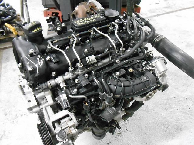 продам Б/у двигатель Hyundai Santa FE бу в Киеве