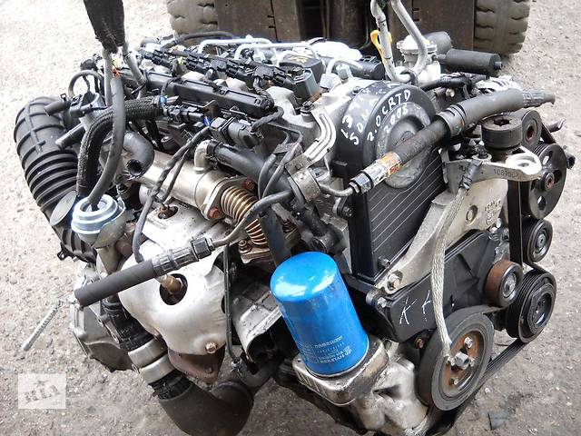 продам Б/у двигатель Kia Sportage бу в Киеве