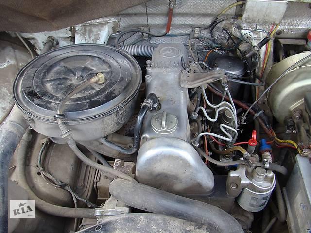 продам Б/у двигатель+КПП для Mercedes W123 240D,OM616.912(підійде для Волги) бу в Тернополе