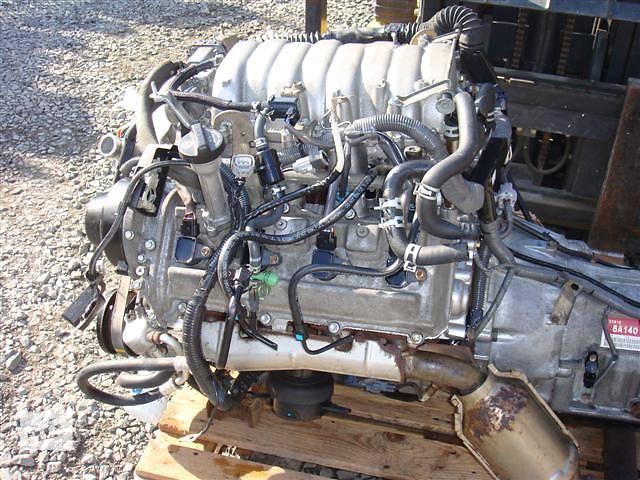 продам Б/у двигатель  Lexus GX бу в Киеве
