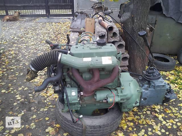 Б/у двигатель Mercedes 4.0л- объявление о продаже  в Днепре (Днепропетровске)