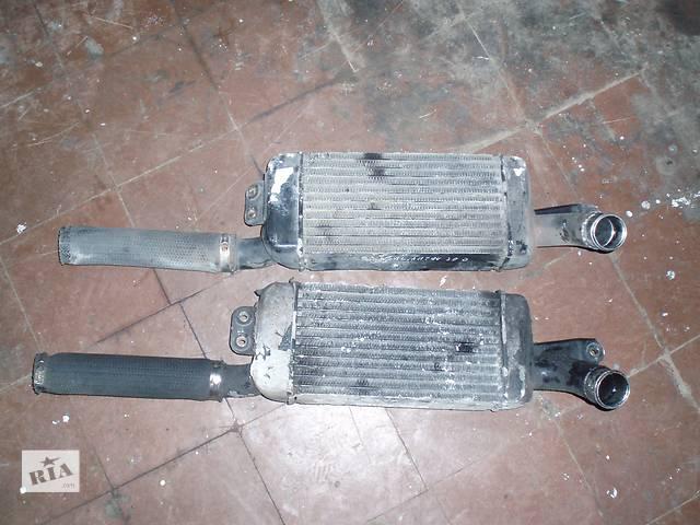 купить бу Б/у радиатор интеркуллера  Mitsubishi Galant 94г.2.0т.д в Одессе