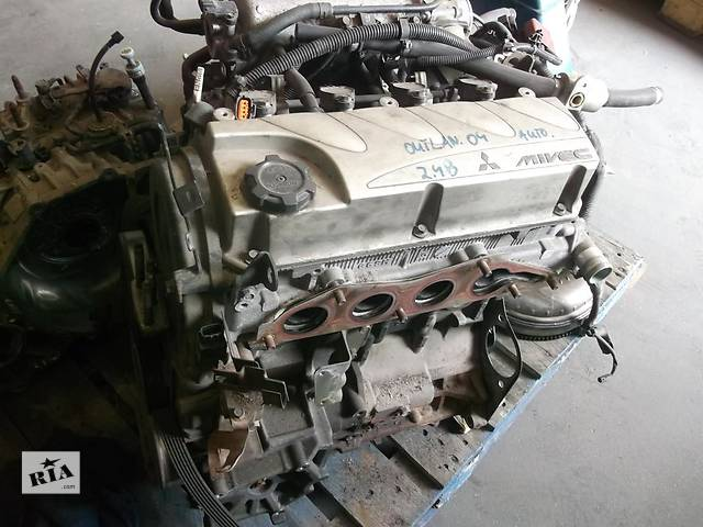 продам Б/у двигатель Mitsubishi Grandis бу в Киеве