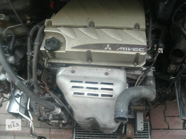 бу Б/у двигатель  Mitsubishi Grandis в Киеве