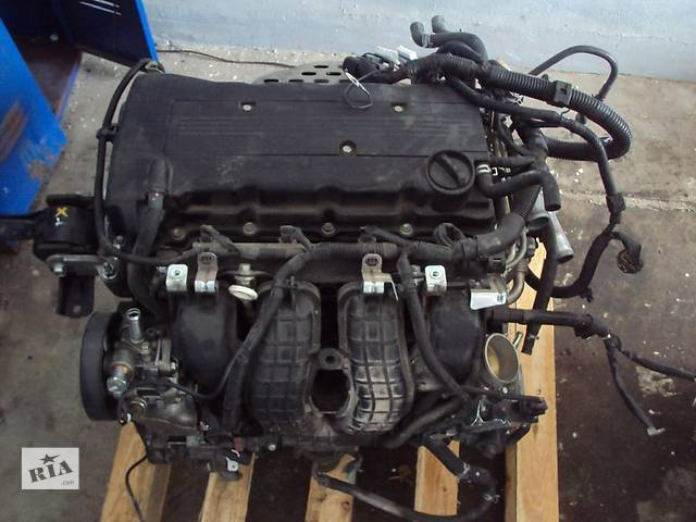 бу Б/у двигатель Mitsubishi Lancer X в Киеве