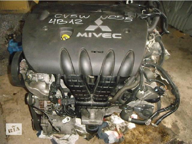 бу Б/у двигатель Mitsubishi Outlander XL в Киеве