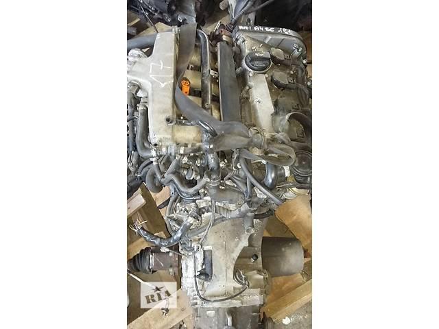 купить бу Б/у Двигатель Мотор 1,8 бензин Turbo Audi A4 MALYZ 2004 в Рожище