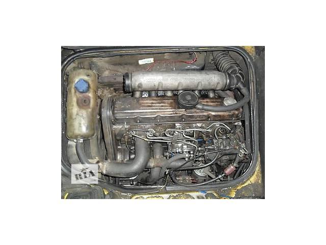бу Б/у двигатель, мотор для микроавтобуса Volkswagen LT 2,4 дизель от 28 до 55 модели до 1996 года выпуска в Киеве