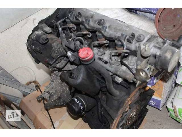 Б/у двигатель, мотор, двигун, ДВЗ для легкового авто Renault Trafic, Opel Vivaro- объявление о продаже  в Калуше
