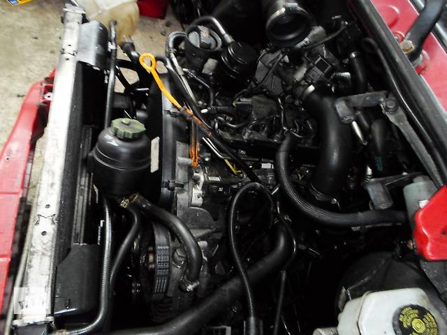бу Б/у Двигатель Мотор Двигун Volkswagen Crafter Фольксваген Крафтер 2.5 TDI BJK/BJL/BJM (80кВт, 100кВт, 120кВт) 2006-2012 в Рожище