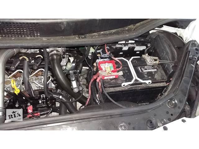 бу Б/у Двигатель Мотор Рено Сценик 1,5dci Renault Scenic 2008 в Рожище