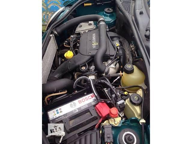 Б/у двигатель навесное для легкового авто Renault Kangoo 4х4 1.9dci- объявление о продаже  в Одессе