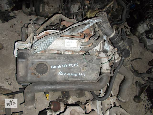 купить бу Б/у Двигатель Nissan Interstar 2,8TDI Sofim № 8140.43.2620 в Стрые