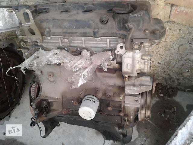 продам Б/у двигатель Nissan n16 бу в Львове