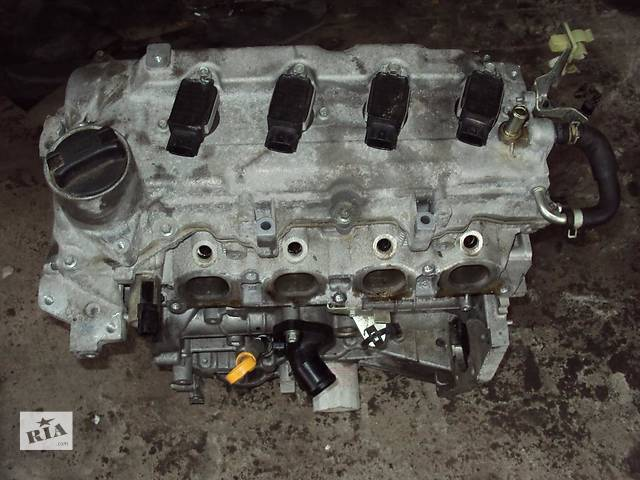 Б/у двигатель Nissan TIIDA- объявление о продаже  в Киеве