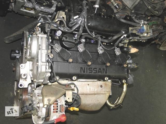 Б/у двигатель Nissan X-Trail- объявление о продаже  в Киеве