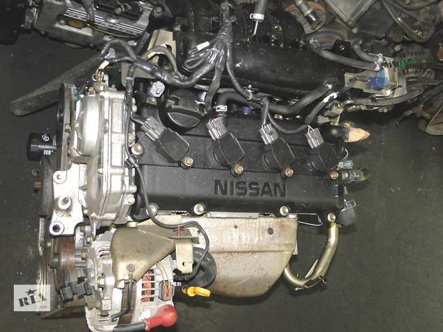 бу Б/у двигатель Nissan X-Trail в Киеве